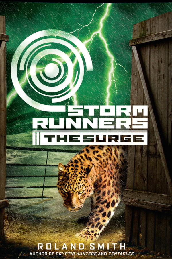Roland Smith - Storm Runners #2: The Surge