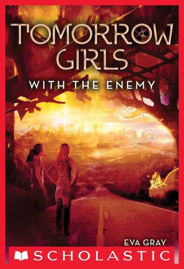 Eva Gray - Tomorrow Girls #3: With the Enemy