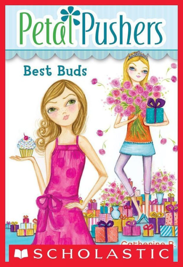 Catherine R. Daly - Petal Pushers #3: Best Buds