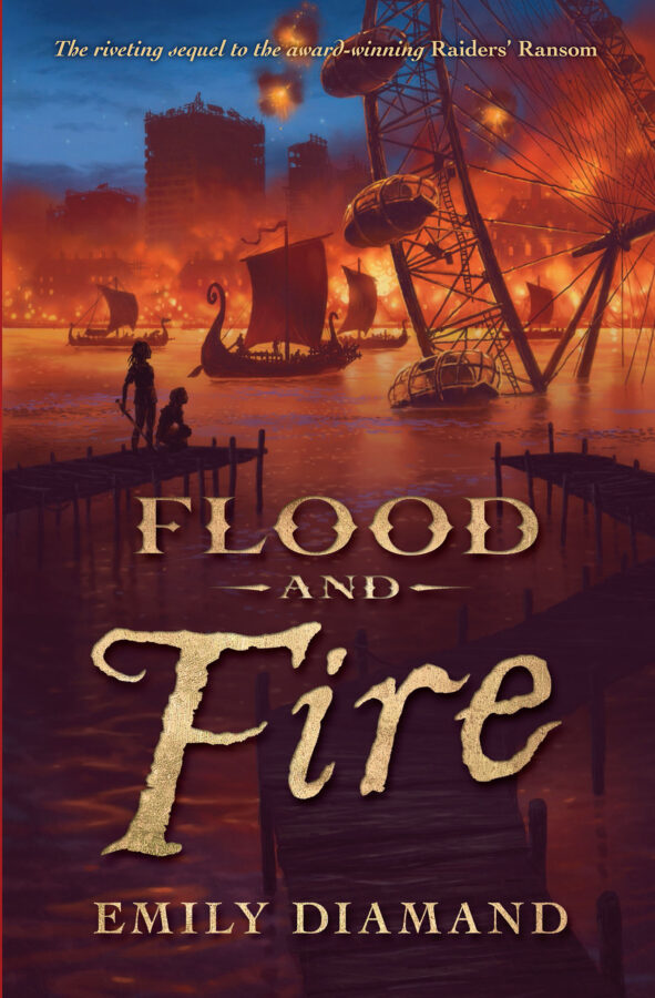 Emily Diamand - Raiders' Ransom #2: Flood and Fire