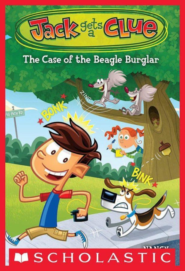 Nancy Krulik - Jack Gets a Clue #1: The Case of the Beagle Burglar