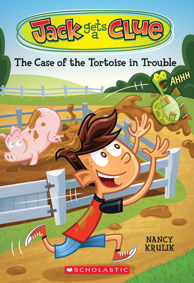 Nancy Krulik - The Case of the Tortoise in Trouble
