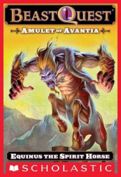 Adam Blade - Equinus the Spirit Horse