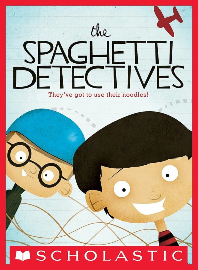 Andreas Steinhofel - Spaghetti Detectives, The