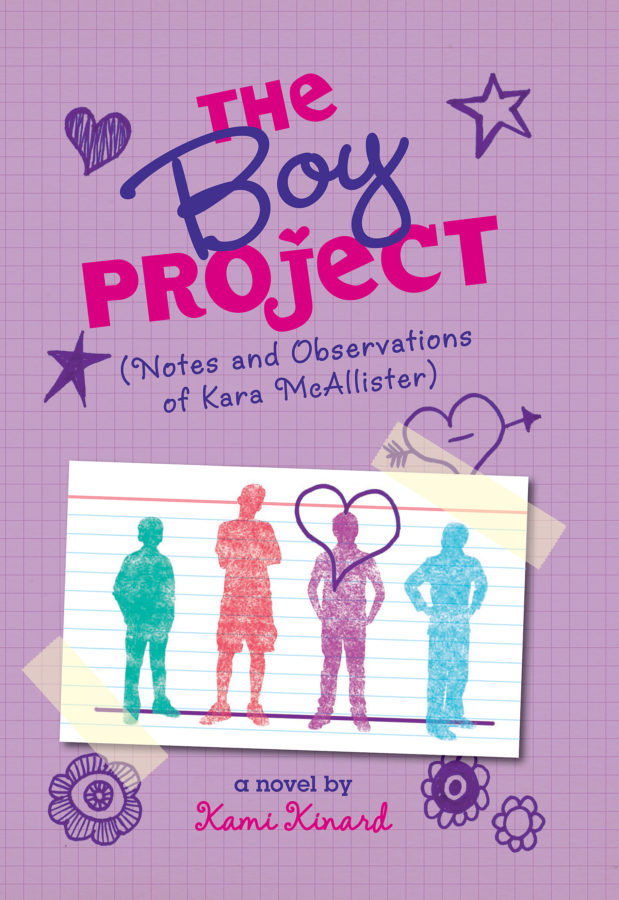 Kami Kinard - Boy Project, The: Notes and Observations of Kara McAllister
