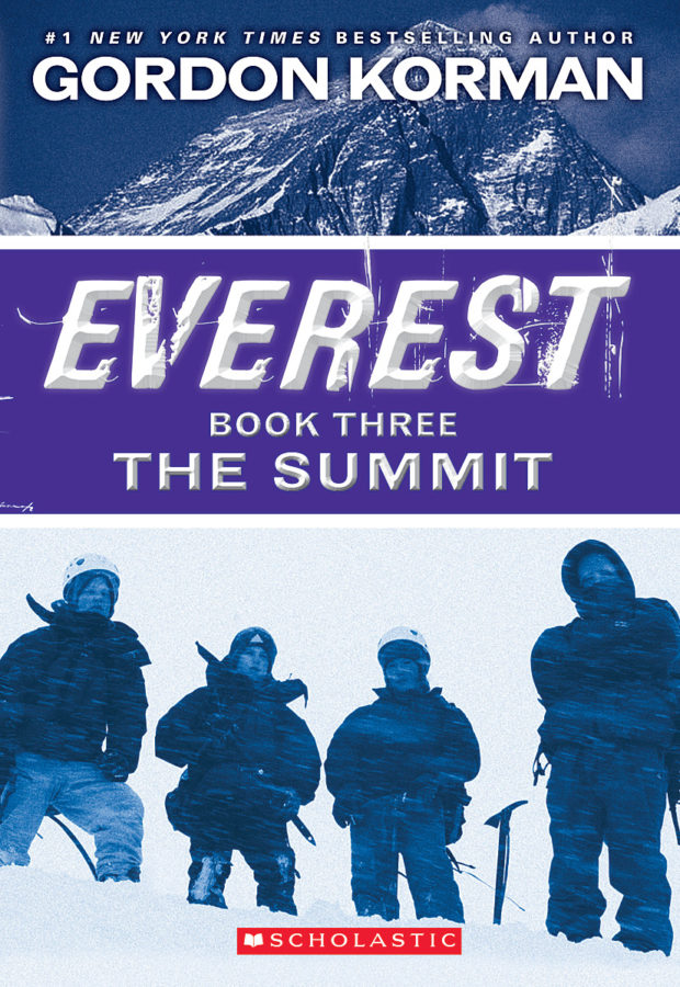 Gordon Korman - Everest III: The Summit