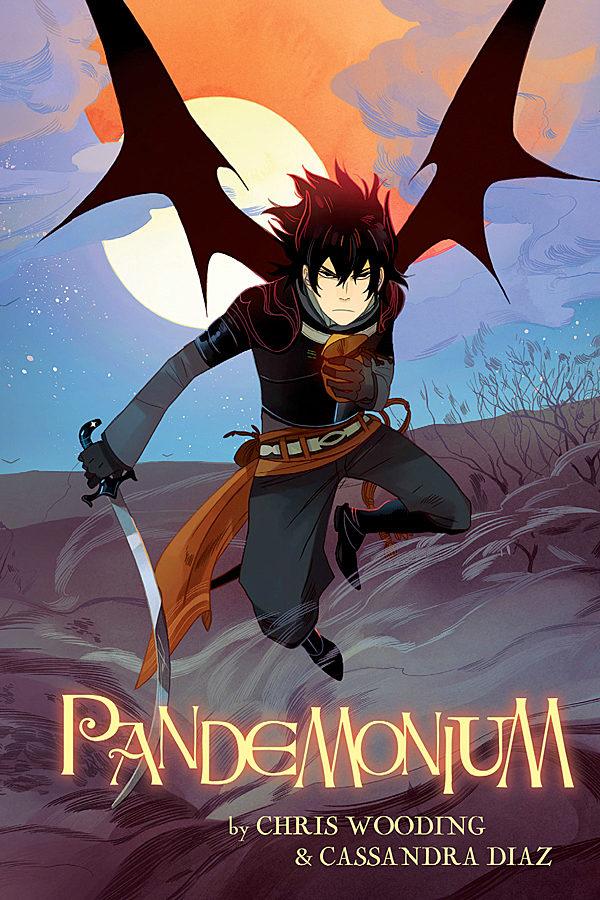 Chris Wooding - Pandemonium