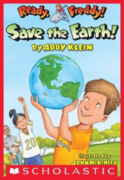 Abby Klein - Save the Earth!