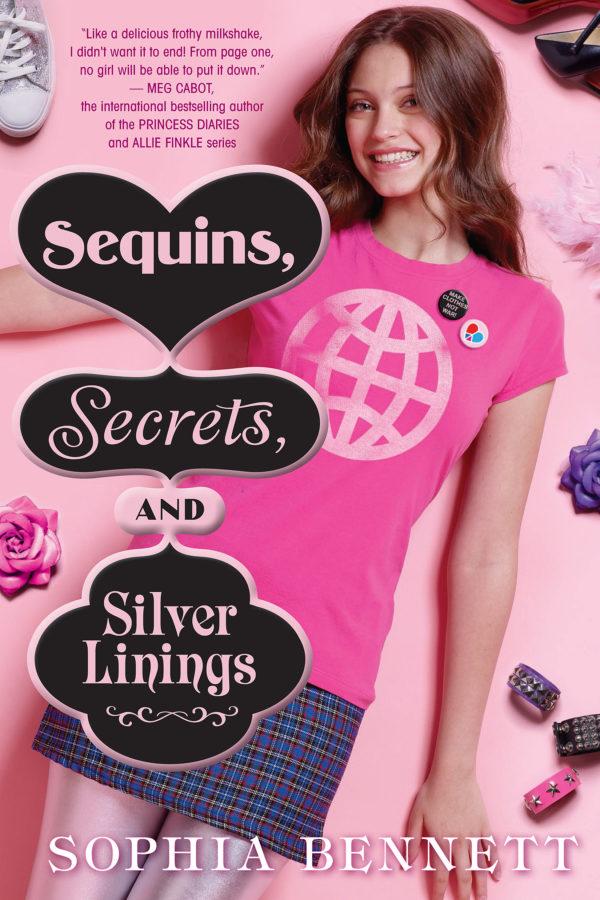 Sophia Bennett - Sequins, Secrets, and Silver Linings