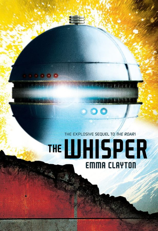 Emma Clayton - The Whisper