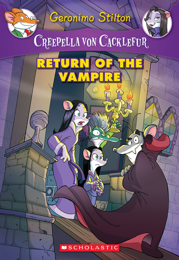 Geronimo Stilton - Return of the Vampire