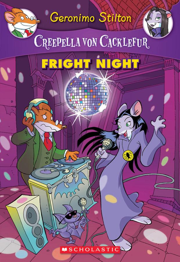 Geronimo Stilton - Fright Night