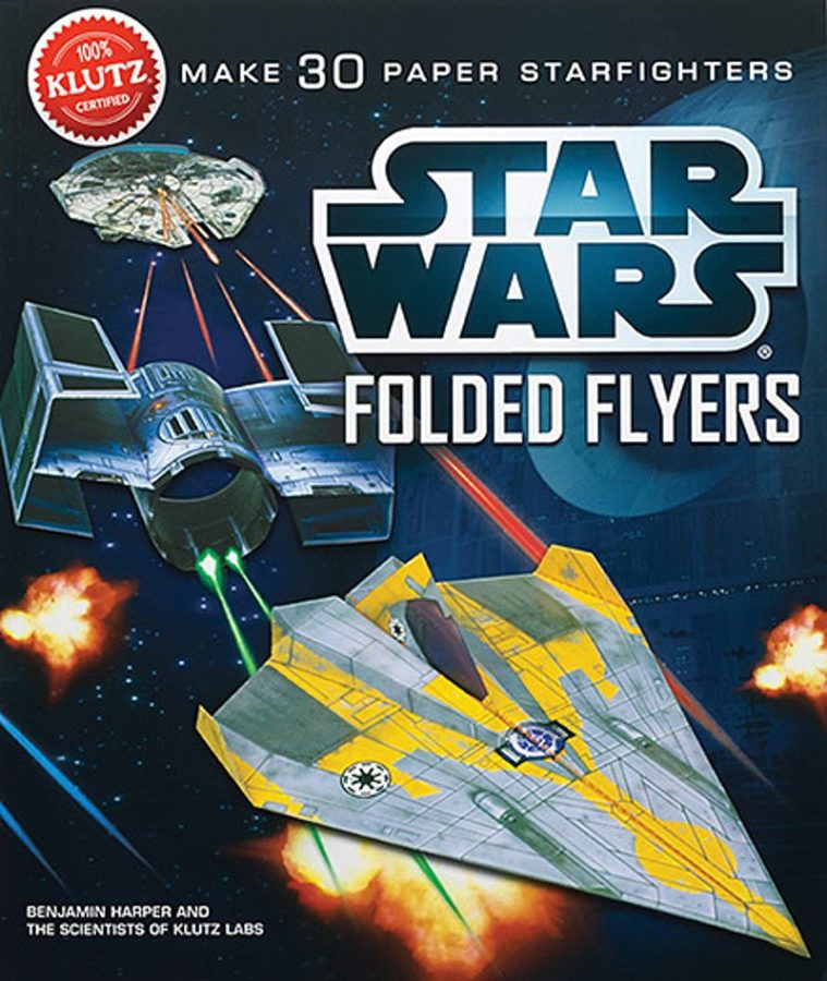 Pat Murphy - Star Wars Folded Flyers