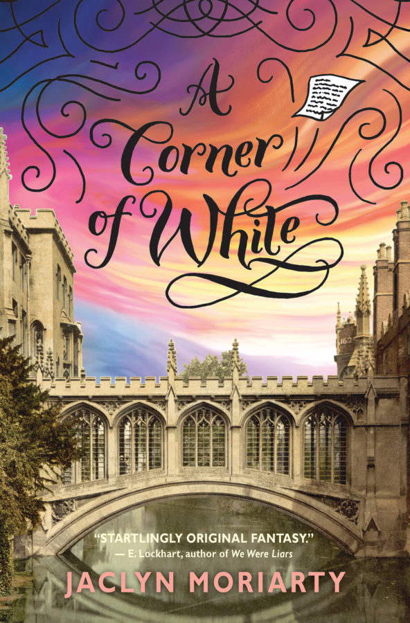 Jaclyn Moriarty - A Corner of White