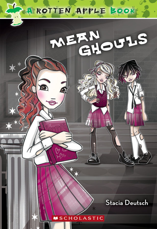 Stacia Deutsch - Mean Ghouls