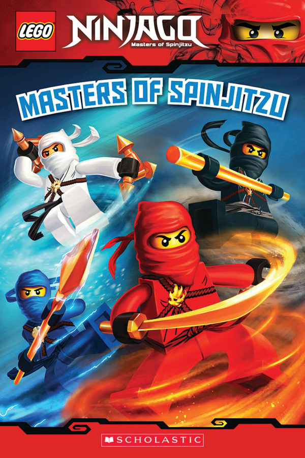 Tracey West - LEGO NINJAGO: Masters of Spinjitzu (Reader #2)
