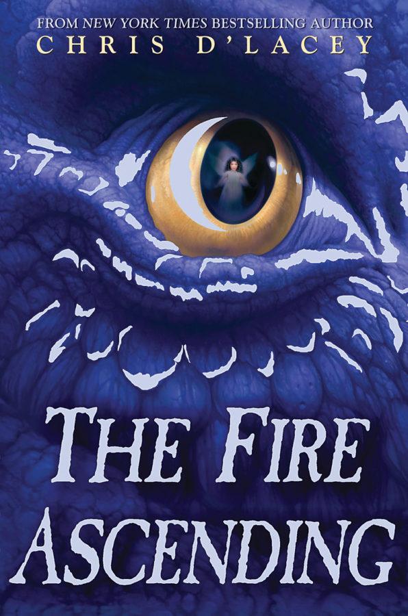 Chris d'Lacey - The Fire Ascending