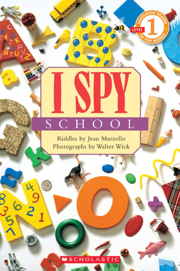 Jean Marzollo - I Spy School