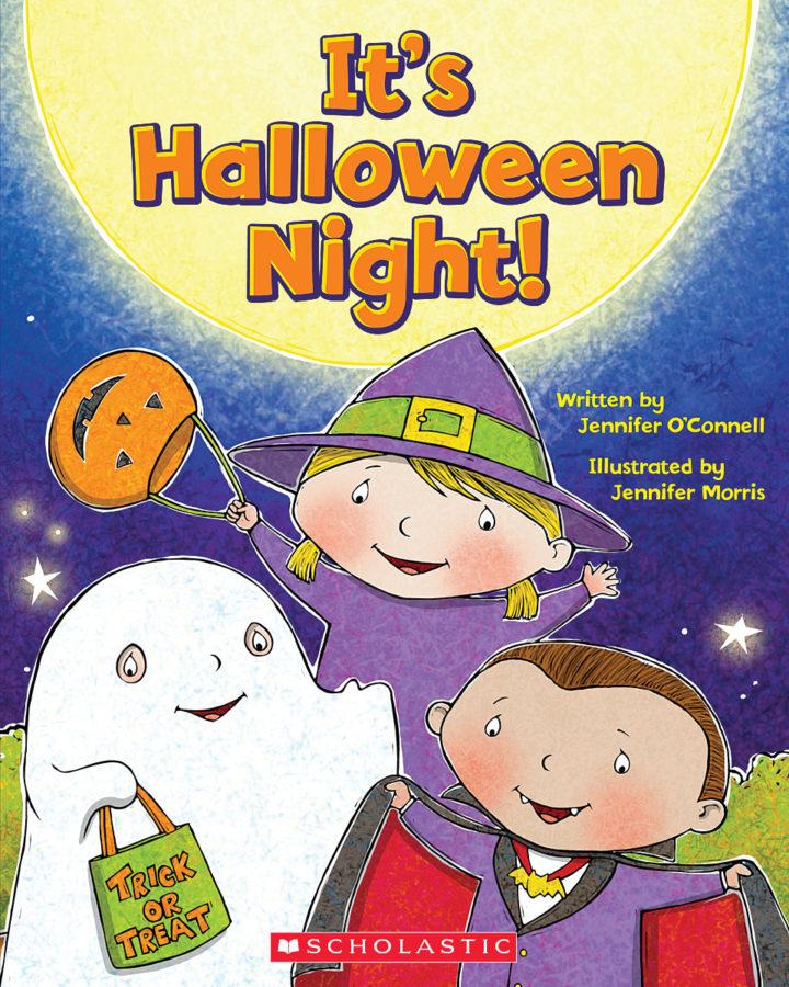Jennifer O'Connell - It's Halloween Night!