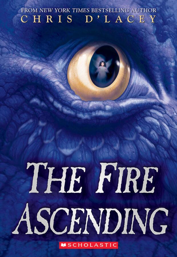 Chris d'Lacey - Fire Ascending, The