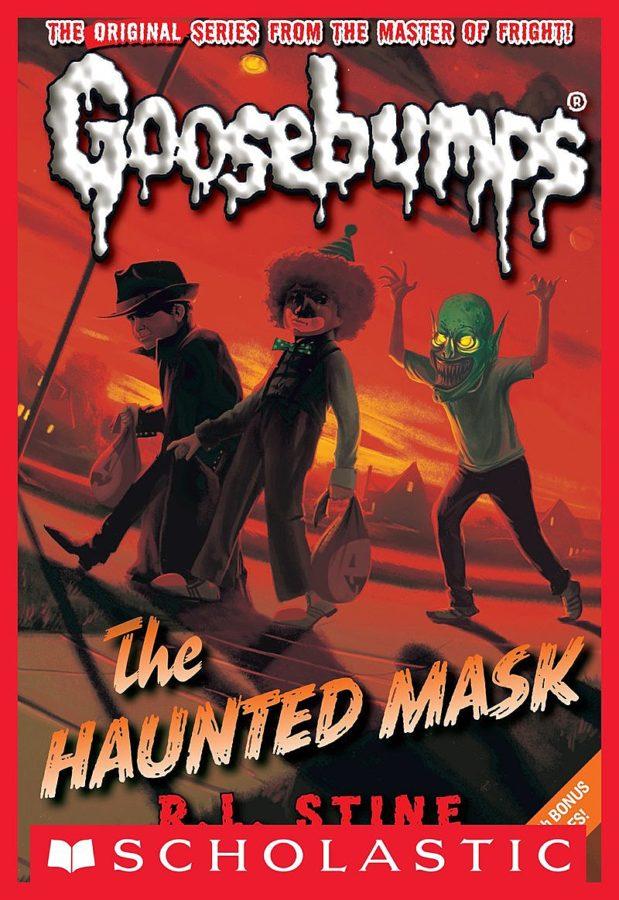R. L. Stine - Haunted Mask, The