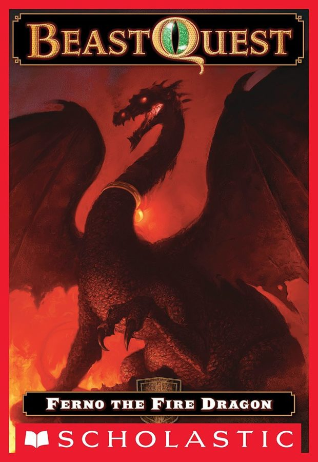 Adam Blade - Ferno the Fire Dragon