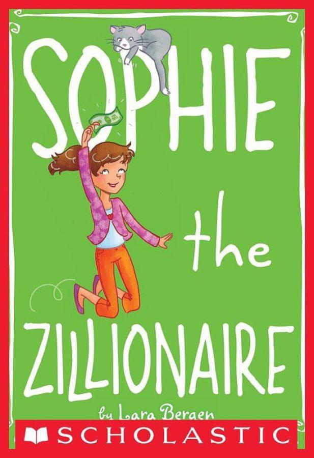 Lara Bergen - Sophie #4: Sophie the Zillionaire