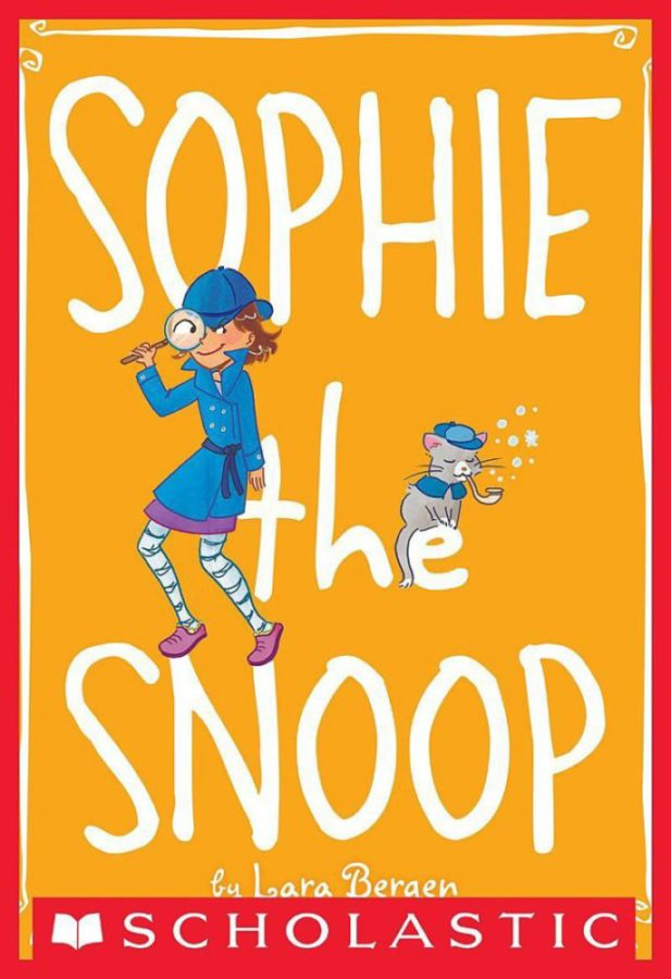 Lara Bergen - Sophie the Snoop