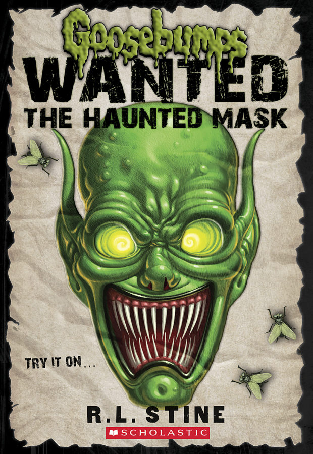 R. L. Stine - Goosebumps Wanted: The Haunted Mask