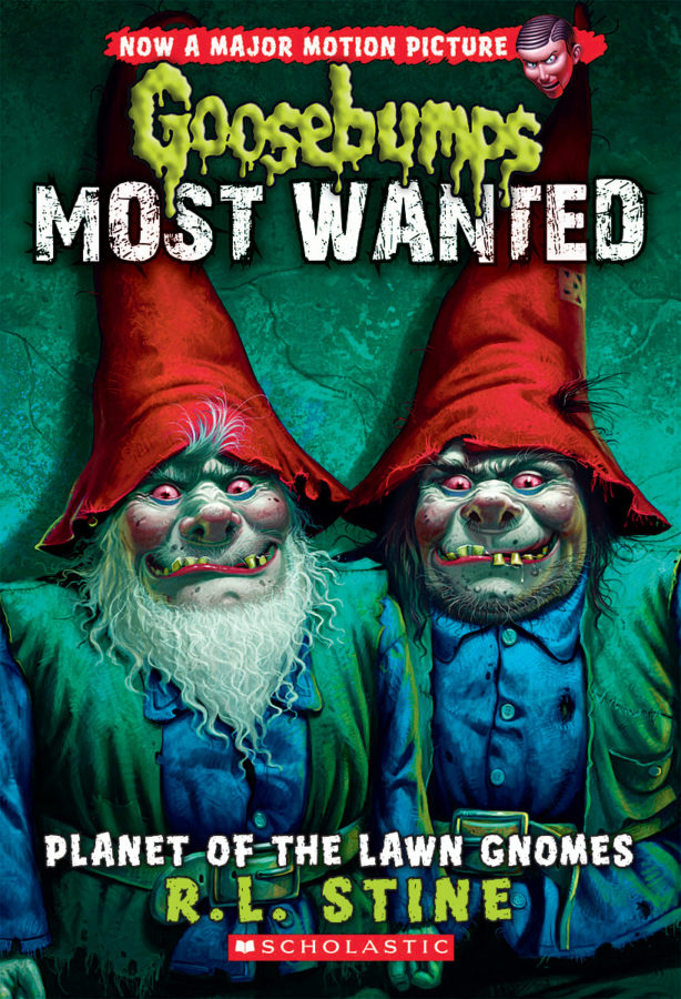 R. L. Stine - Planet of the Lawn Gnomes