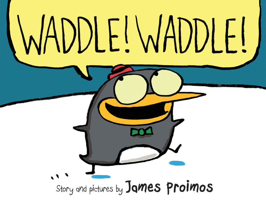 James Proimos - Waddle! Waddle!