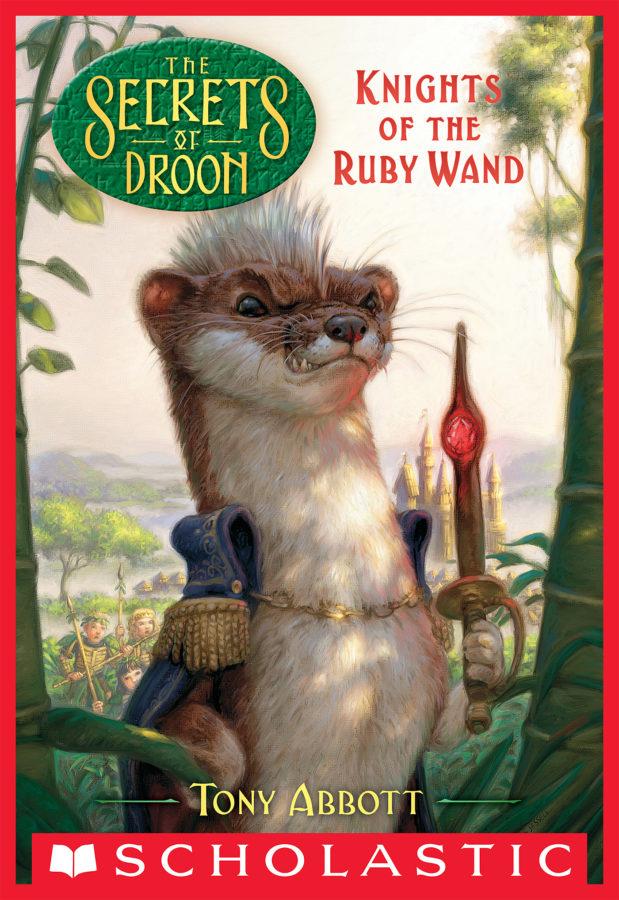 Tony Abbott - Knights of the Ruby Wand