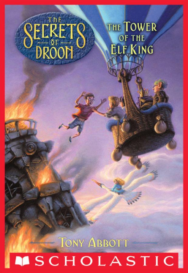 Tony Abbott - The Tower of the Elf King