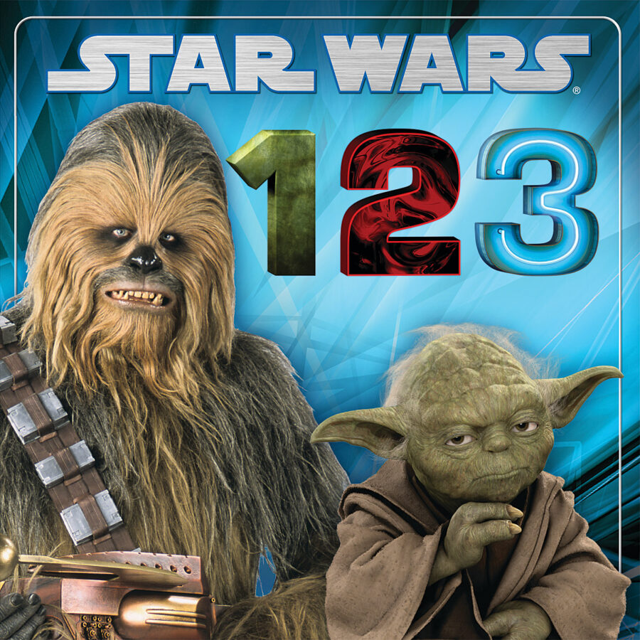Scholastic - Star Wars: 1, 2, 3