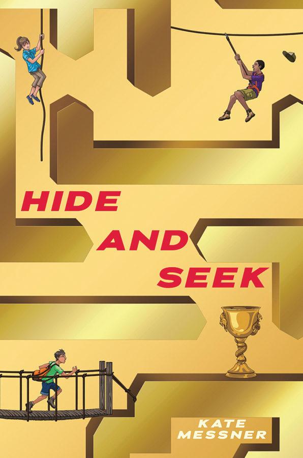 Kate Messner - Hide and Seek