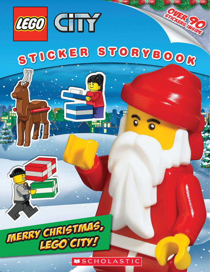 Scholastic - Merry Christmas, LEGO City!