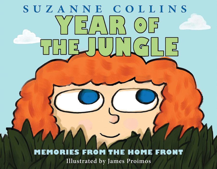 Suzanne Collins - Year of the Jungle