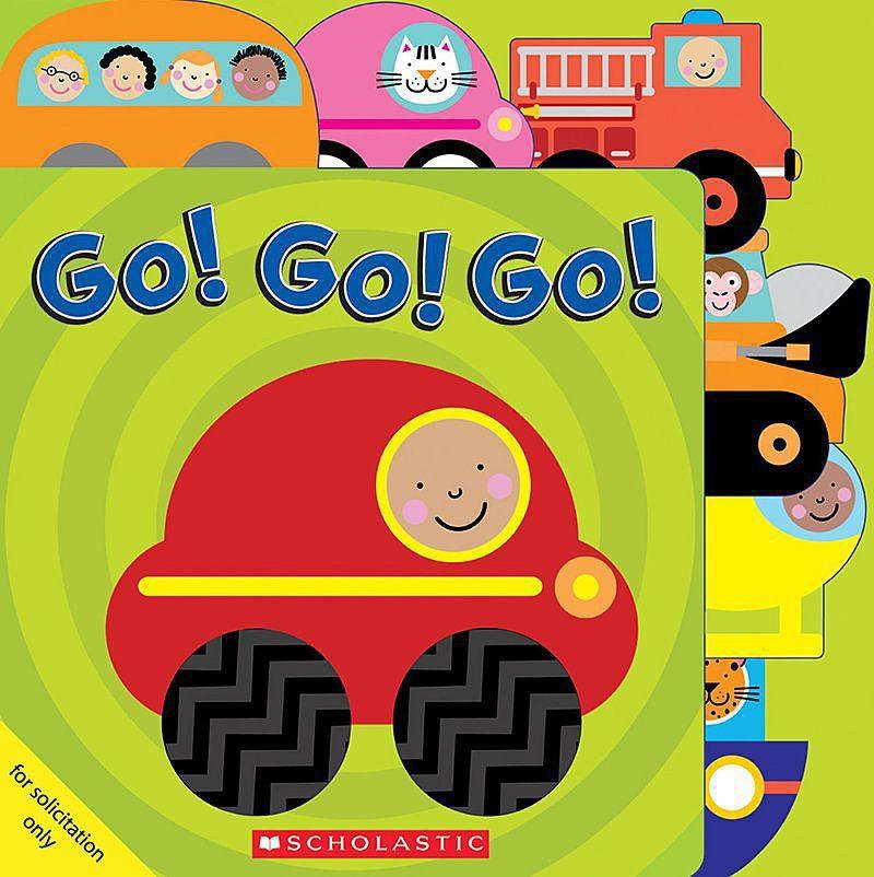 Nicola Bird - Go! Go! Go!