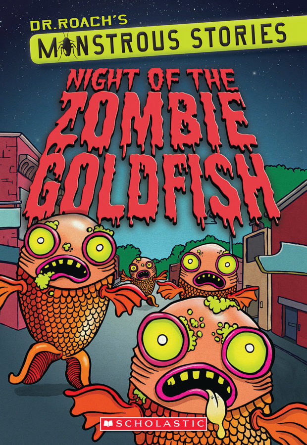 Dr. Roach - Night of the Zombie Goldfish