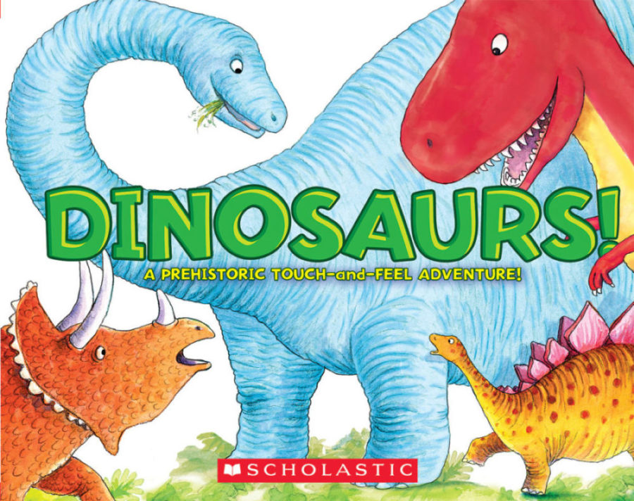 Jeffrey Burton - Dinosaurs!