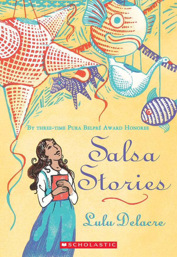 Lulu Delacre - Salsa Stories