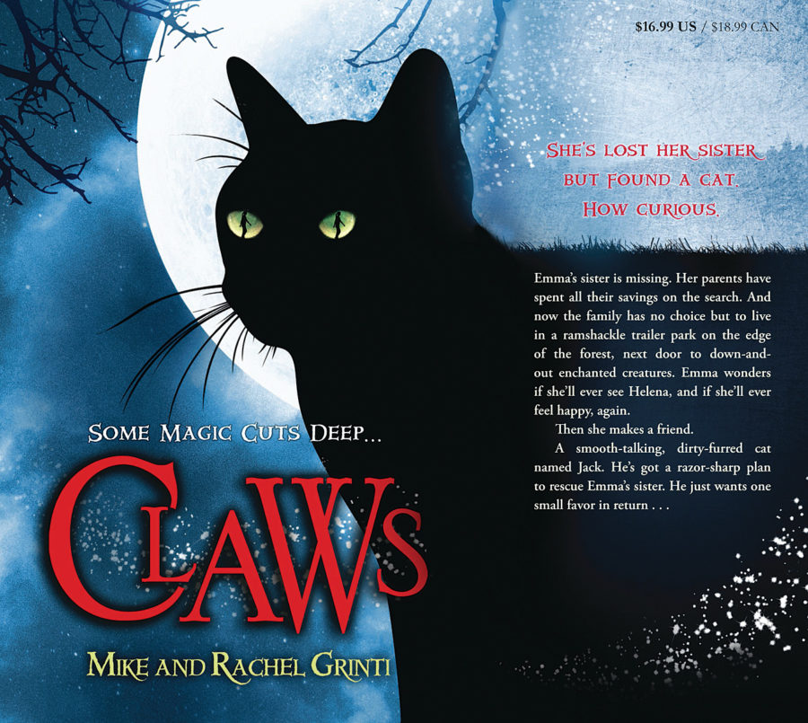 Mike Grinti - Claws
