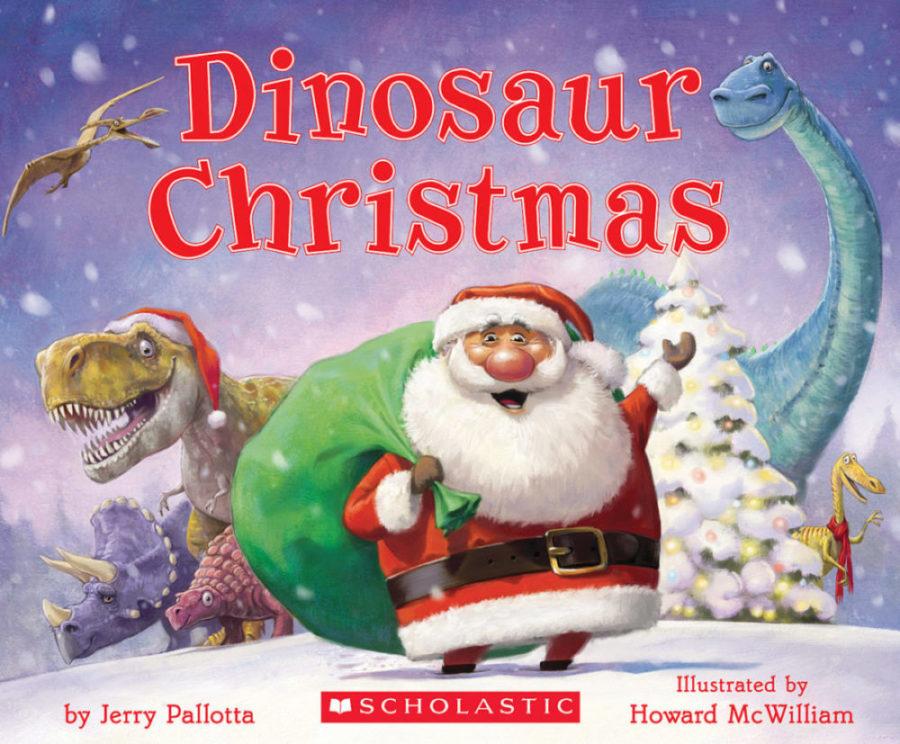 Jerry Pallotta - Dinosaur Christmas