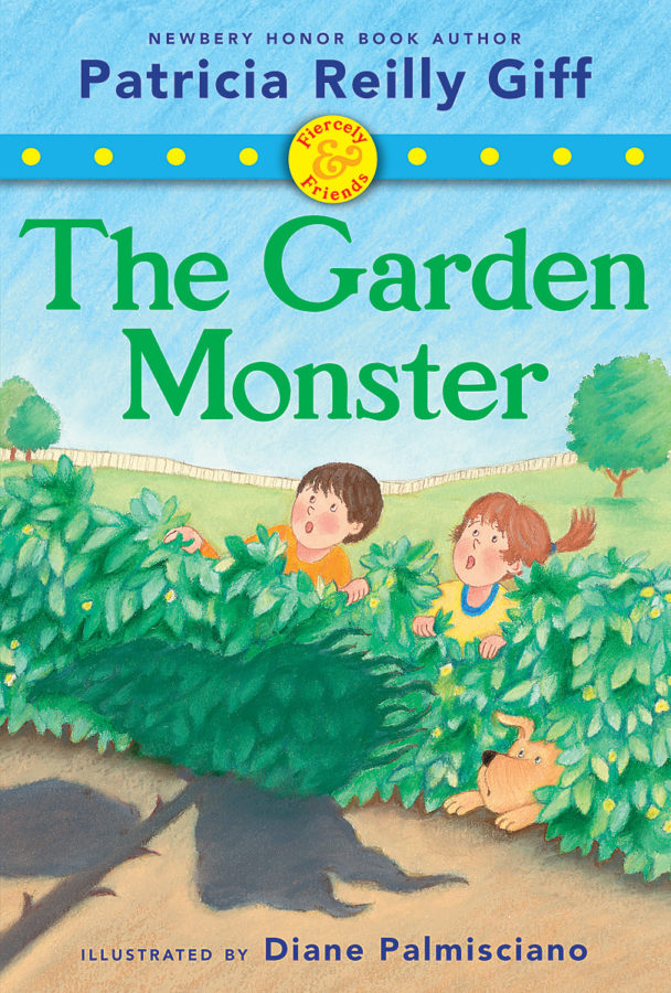 Patricia Reilly Giff - The Garden Monster