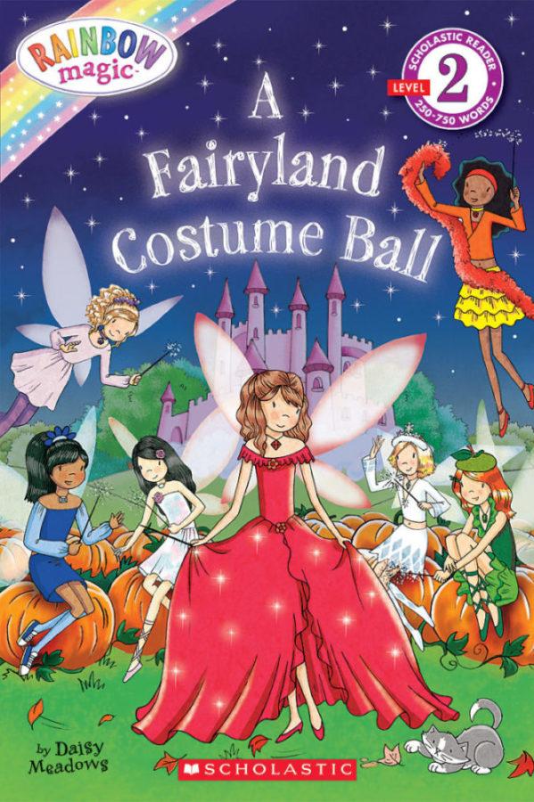 Daisy Meadows - A Fairyland Costume Ball