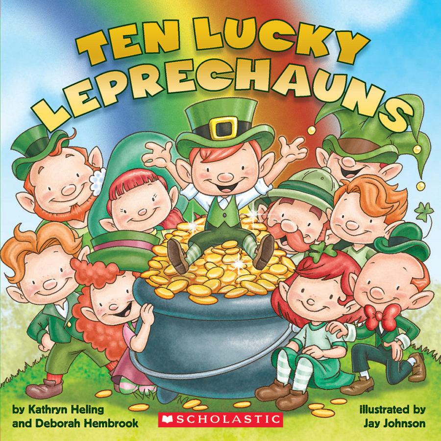 Deborah Hembrook - Ten Lucky Leprechauns