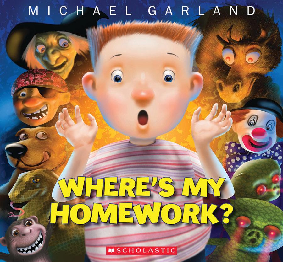 Michael Garland - Where's My Homework?