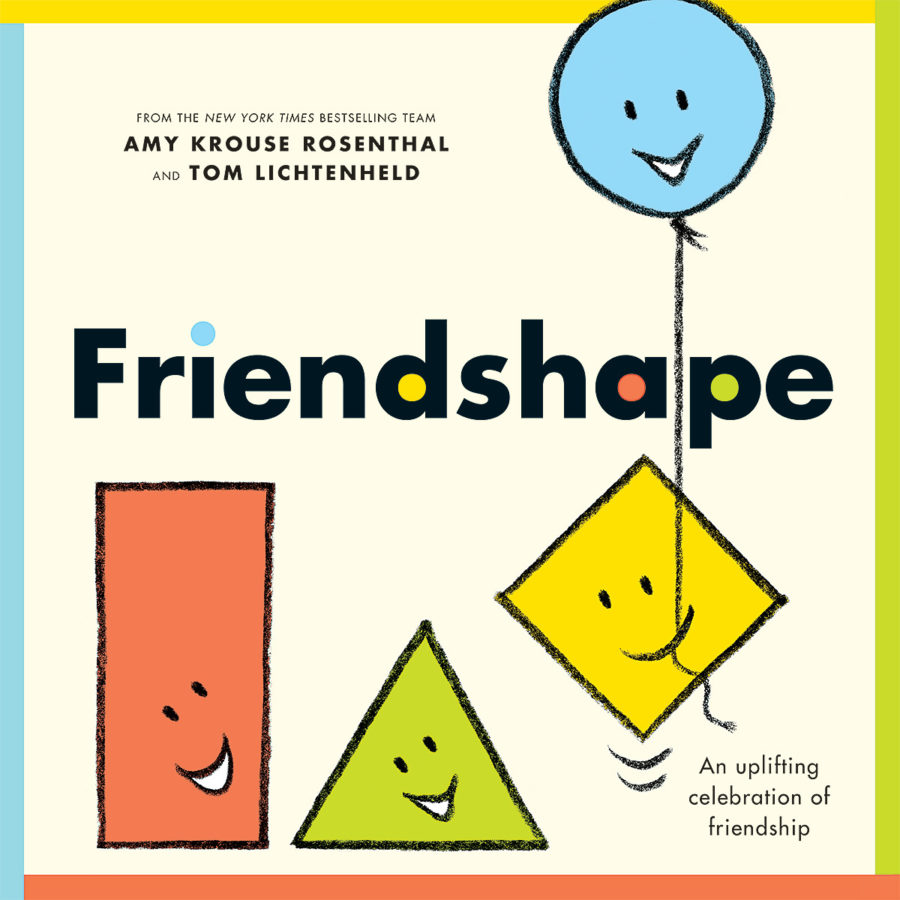 Amy Krouse Rosenthal - Friendshape