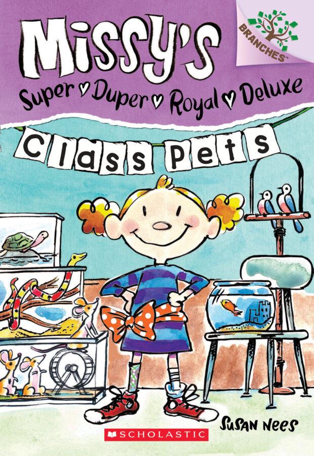 Susan Nees - Class Pets
