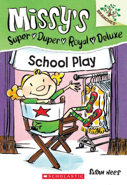 Susan Nees - School Play